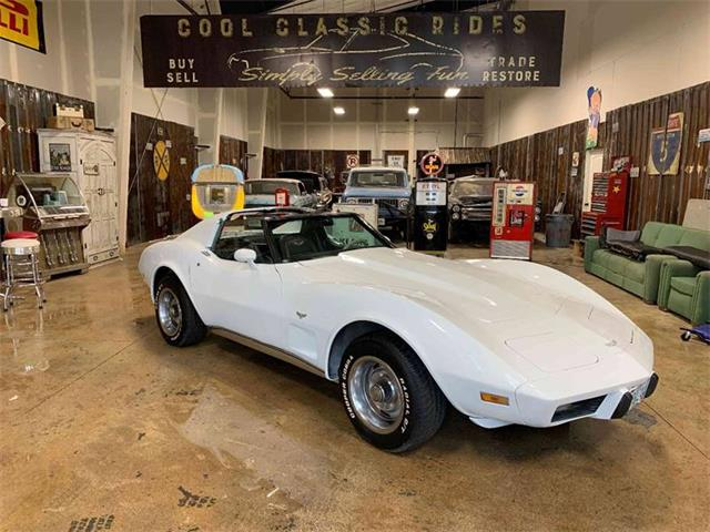 Picture of 1977 Chevrolet Corvette - QVS1