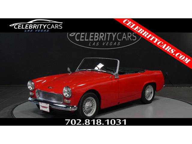Picture of Classic 1964 Austin-Healey Sprite located in Las Vegas Nevada - $14,900.00 Offered by  - QVSL