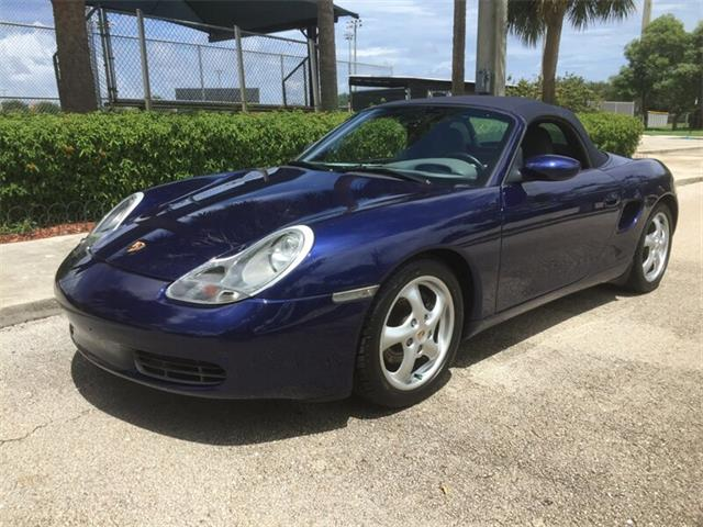 Picture of '99 Boxster - QVSR