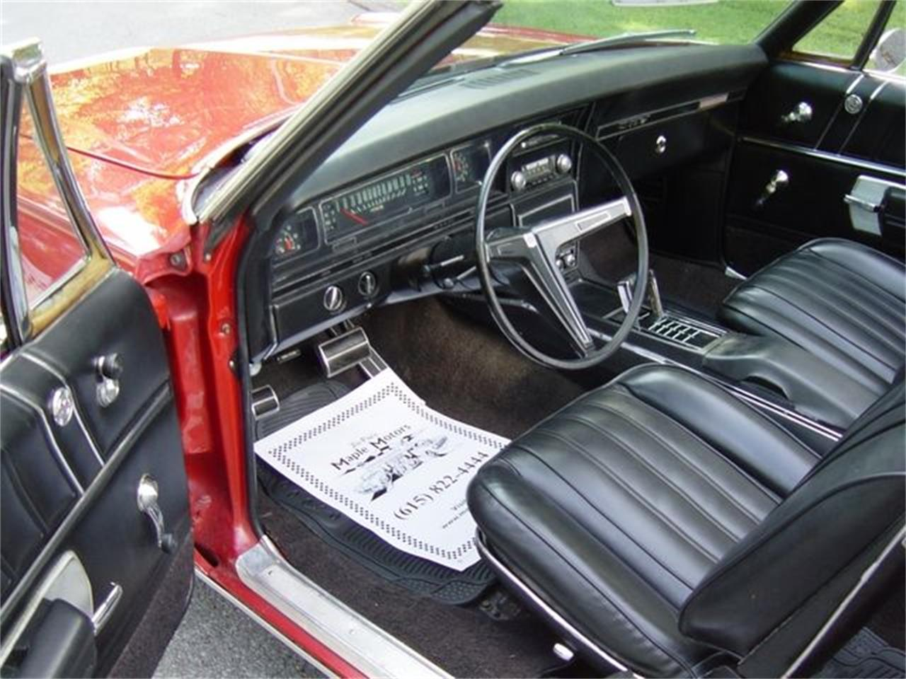 Large Picture of '68 Impala SS - QVTC