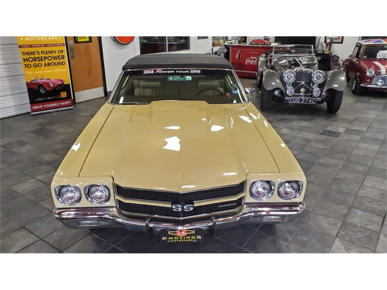 Large Picture of '70 Chevelle - QVTD