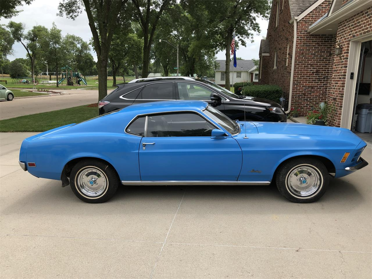 Large Picture of '70 Mustang - QVVN