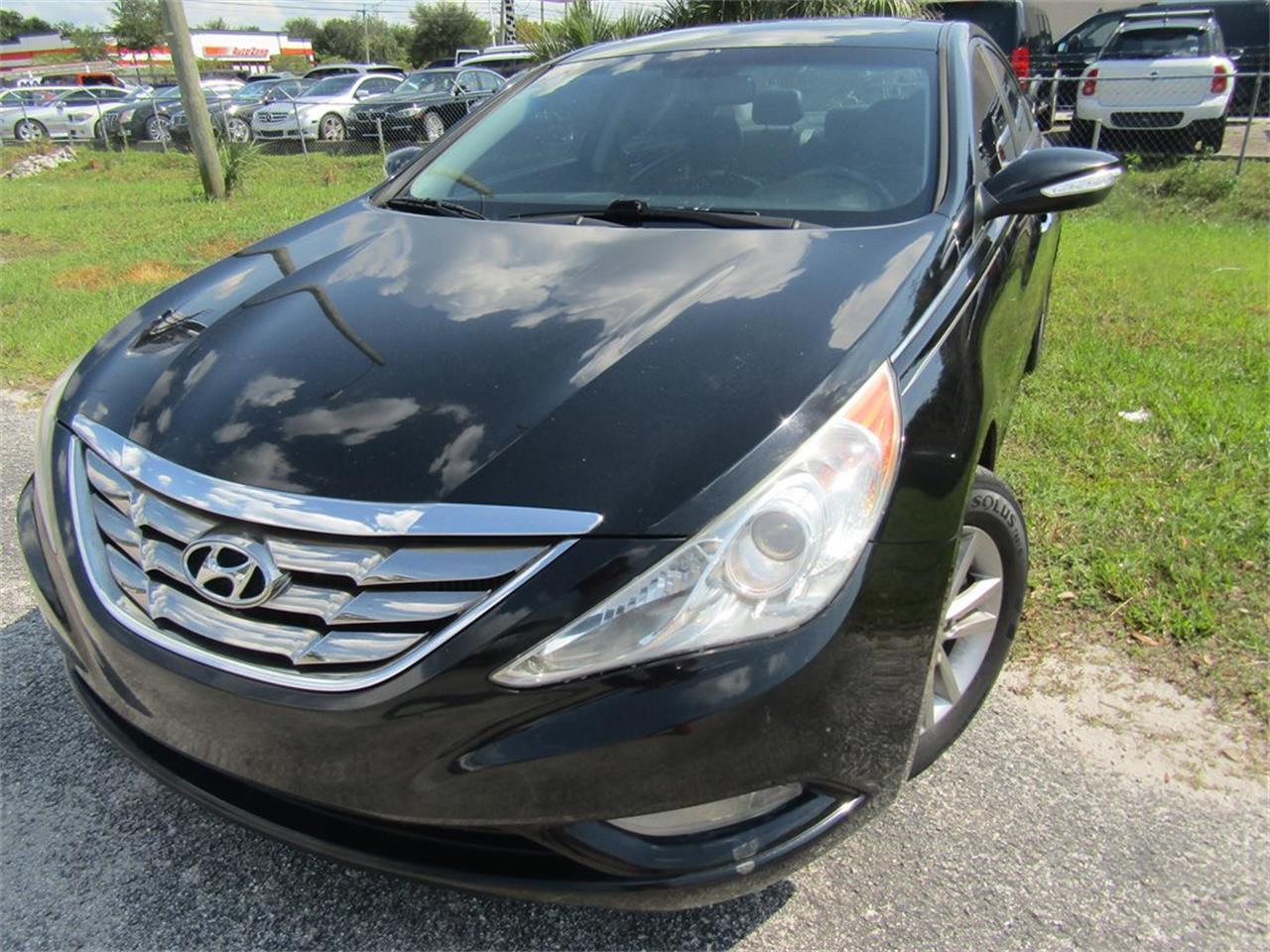 2011 Hyundai Sonata For Sale >> For Sale 2011 Hyundai Sonata In Orlando Florida