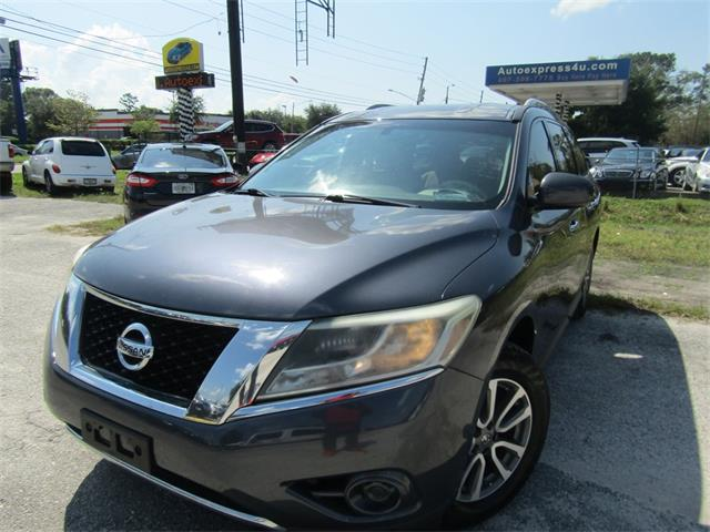 Picture of '14 Pathfinder - QVW7
