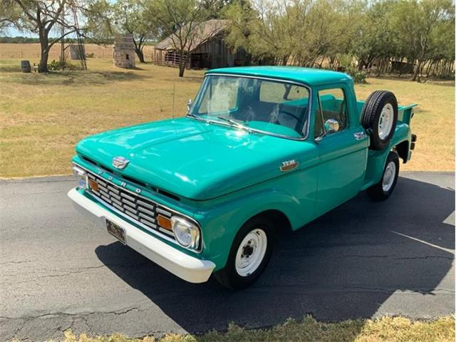 1963 Ford F100 for Sale on ClassicCars com on ClassicCars com