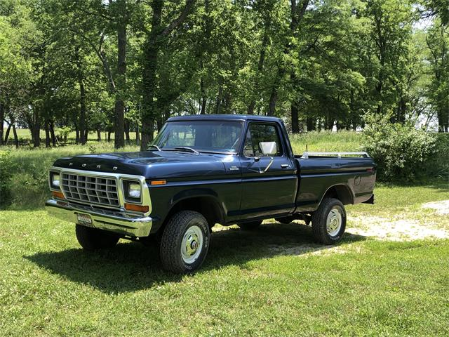 Picture of '79 F150 located in Kansas - QVWY