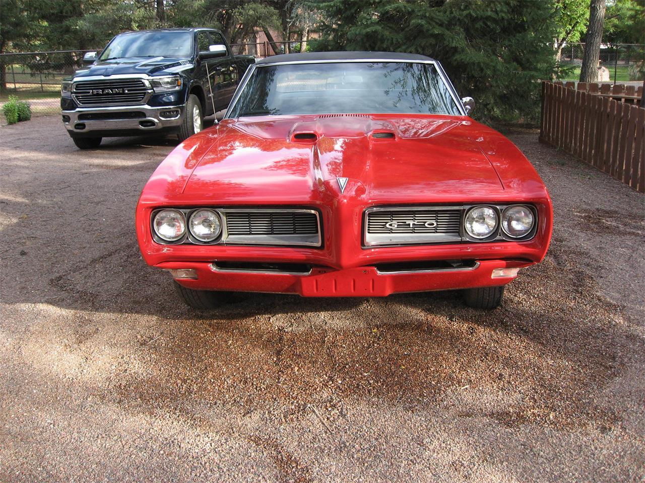 For Sale: 1968 Pontiac GTO in Payson, Arizona