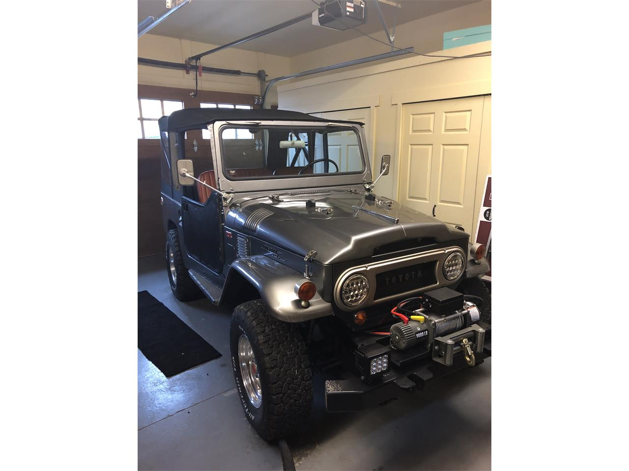Large Picture of '67 Land Cruiser FJ - QVXS