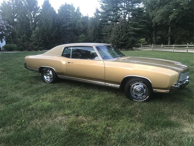 Classic Chevrolet Monte Carlo SS for Sale on ClassicCars com