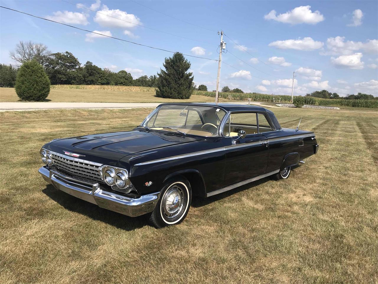 Large Picture of '62 Impala SS - QVYO