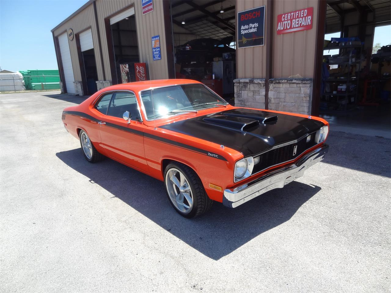 For Sale: 1975 Plymouth Duster in KYLE, Texas
