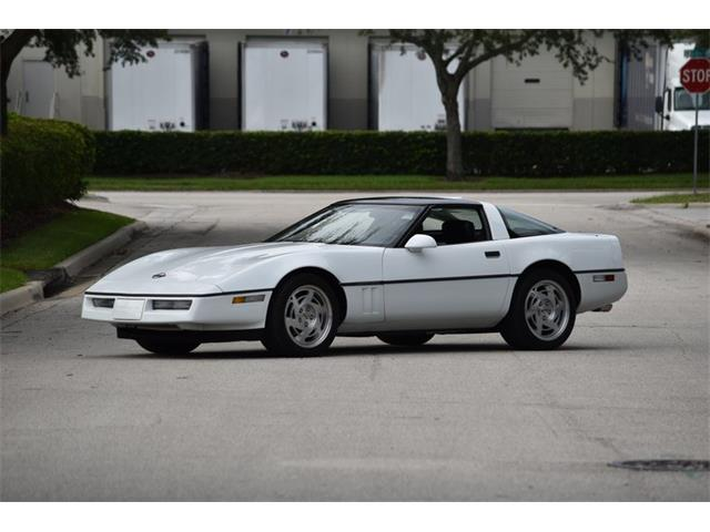 Picture of '90 Chevrolet Corvette located in Florida Offered by  - QSUQ