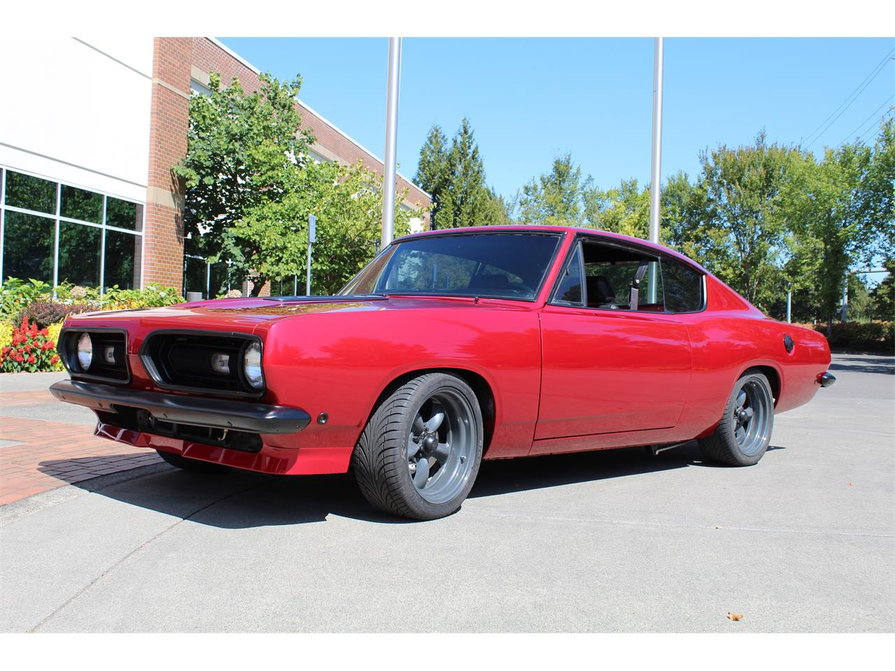 Large Picture of '68 Barracuda - QVZD