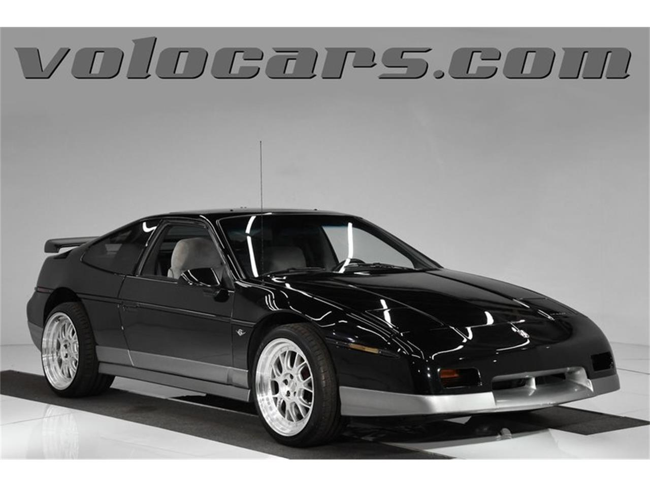 Large Picture of '86 Fiero - QVZH