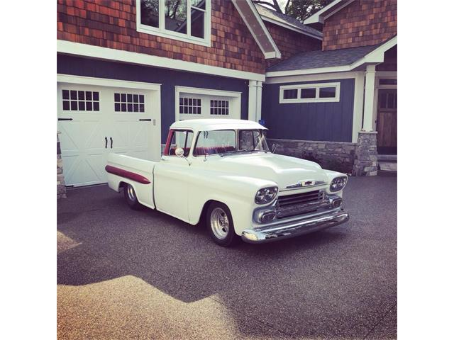 Picture of 1958 Chevrolet Apache Offered by  - QVZM