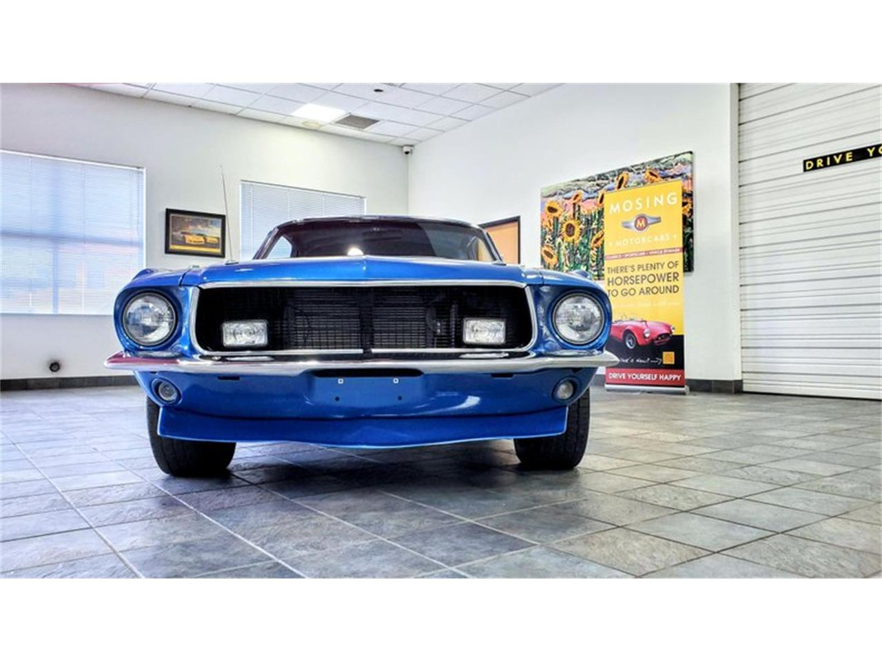 Large Picture of '68 Mustang - QW0Q