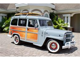 Picture of '57 Wagoneer - QW0V