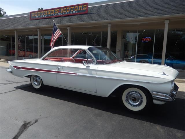 1961 Chevrolet Impala for Sale on ClassicCars com on