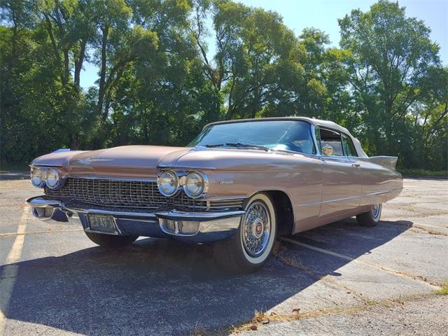 Picture of '60 Cadillac Series 62 located in Illinois - QW19