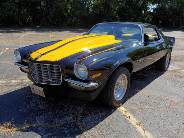 Classic Chevrolet Camaro Z28 for Sale on ClassicCars com on