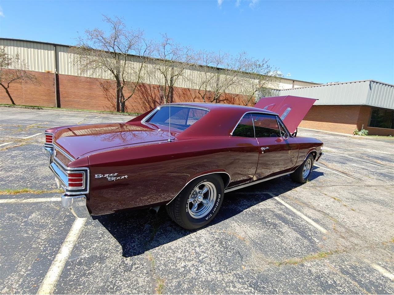 Large Picture of 1967 Chevelle SS located in Illinois - $38,000.00 - QW1M