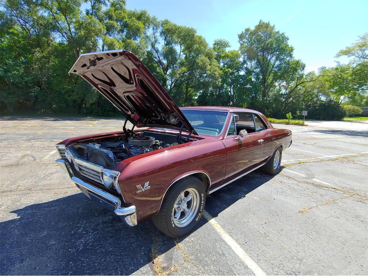 Large Picture of Classic 1967 Chevrolet Chevelle SS Offered by Studio Hotrods - QW1M