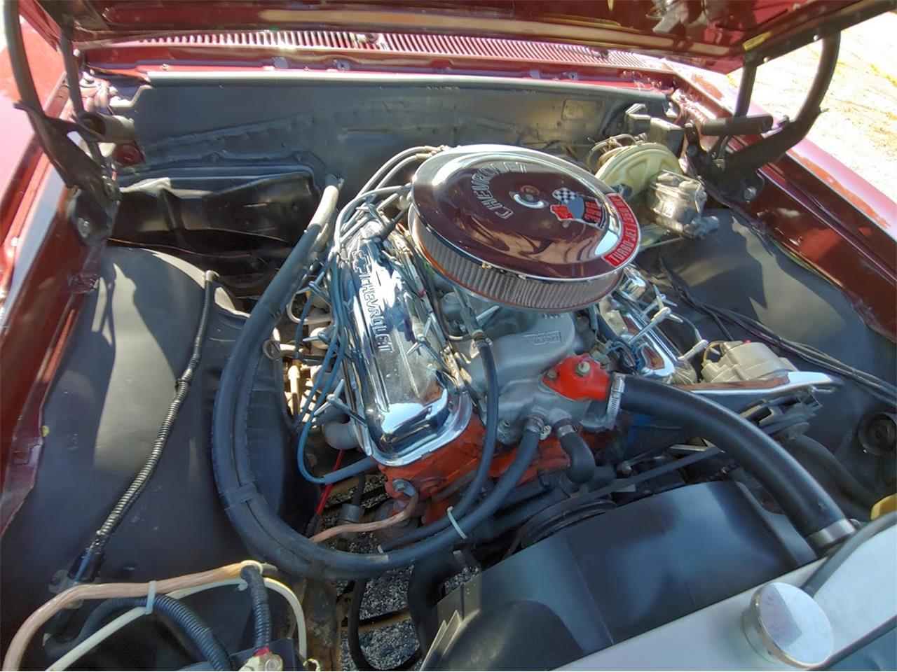 Large Picture of Classic '67 Chevrolet Chevelle SS located in Richmond Illinois Offered by Studio Hotrods - QW1M