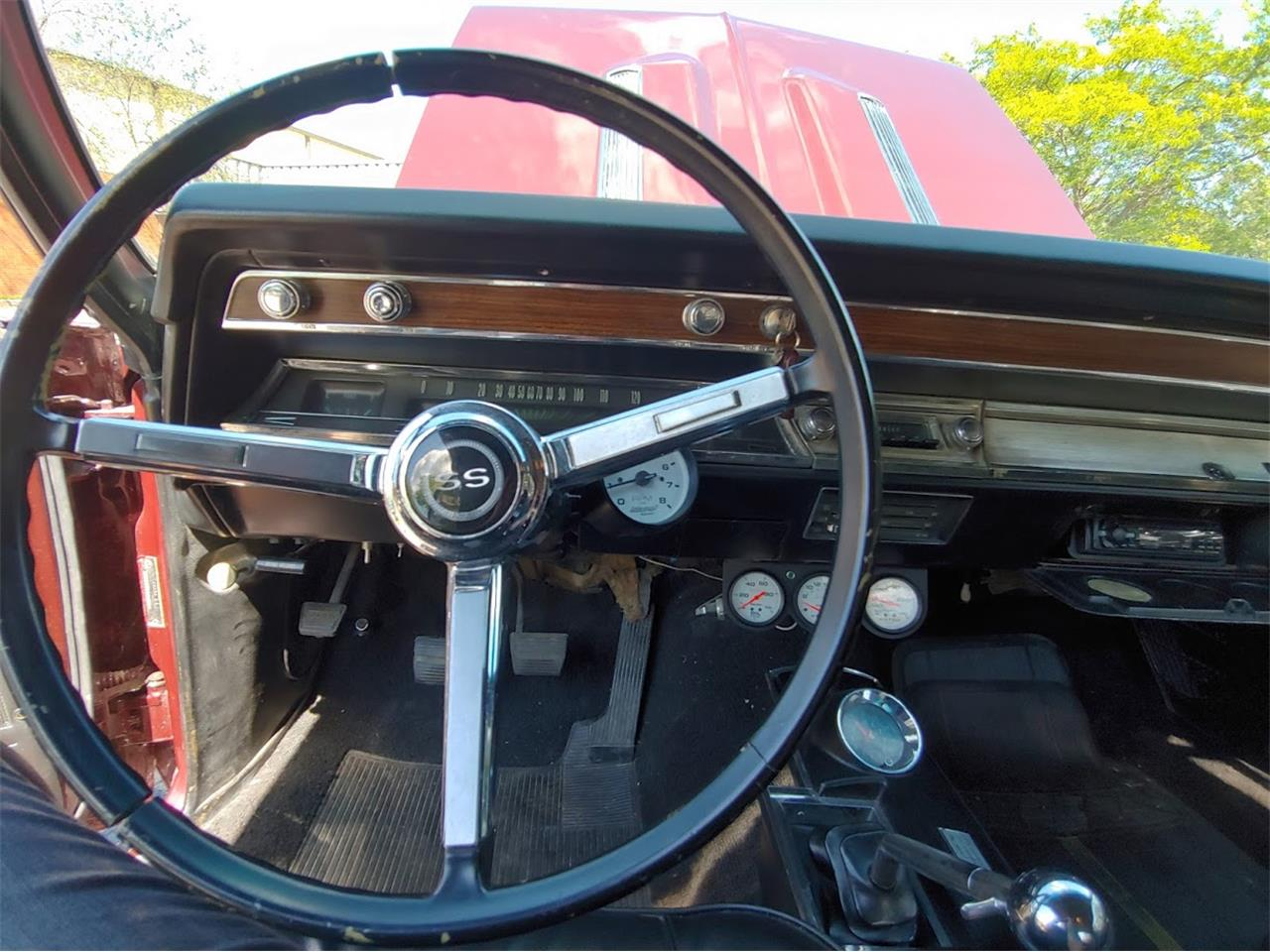 Large Picture of 1967 Chevrolet Chevelle SS - $38,000.00 - QW1M