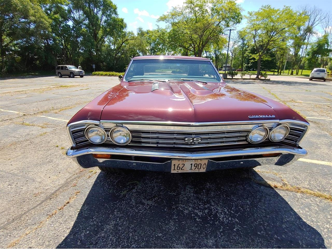 Large Picture of '67 Chevelle SS located in Richmond Illinois - QW1M