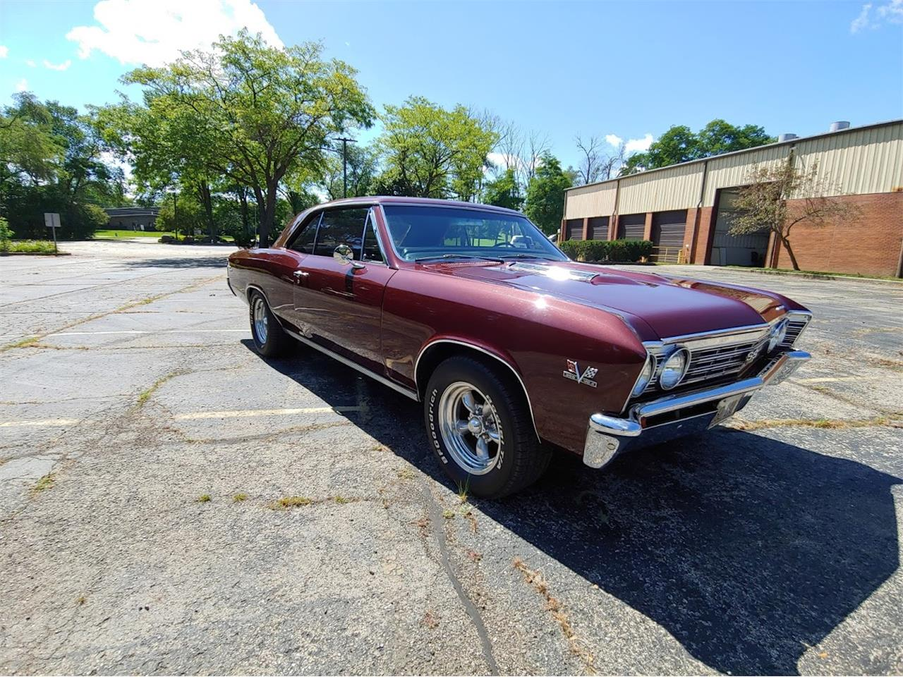 Large Picture of Classic 1967 Chevrolet Chevelle SS - $38,000.00 - QW1M