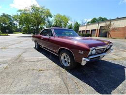 Picture of '67 Chevelle SS located in Illinois - $38,000.00 Offered by Studio Hotrods - QW1M