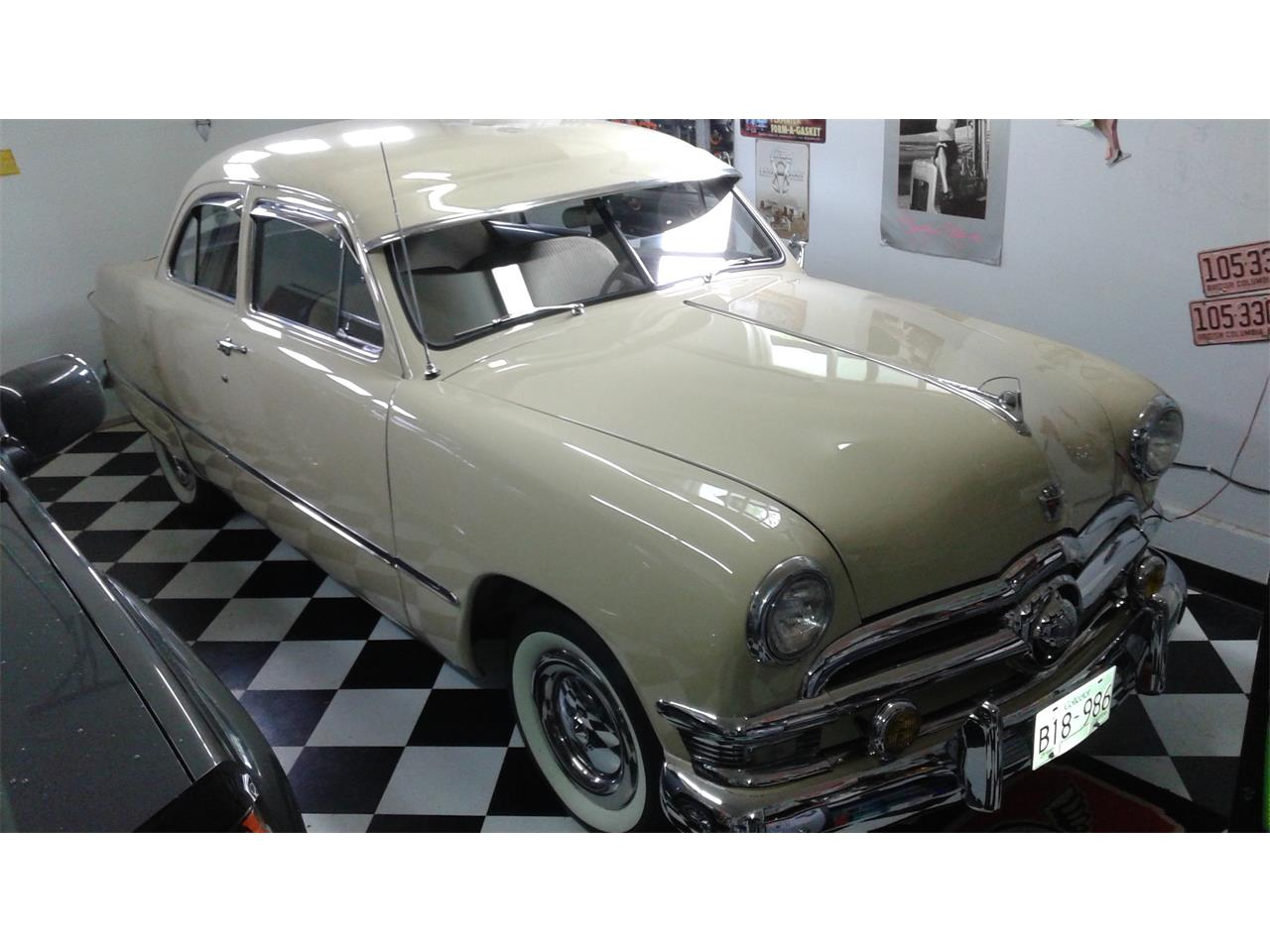 Large Picture of Classic '50 Ford 2-Dr Sedan located in Keremeos British Columbia - $28,000.00 Offered by a Private Seller - QW1P