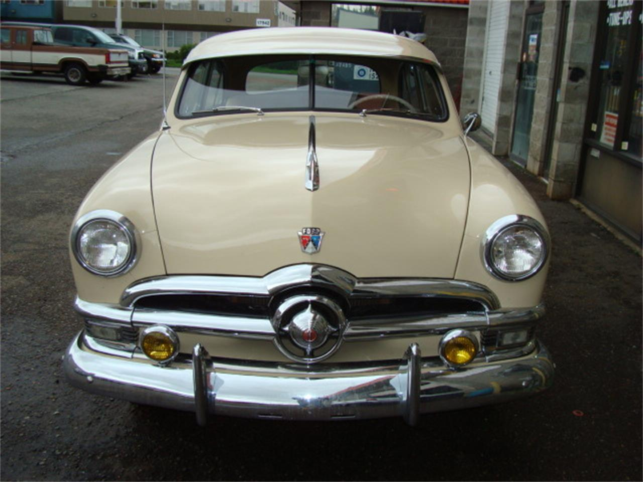 Large Picture of Classic '50 Ford 2-Dr Sedan located in Keremeos British Columbia Offered by a Private Seller - QW1P