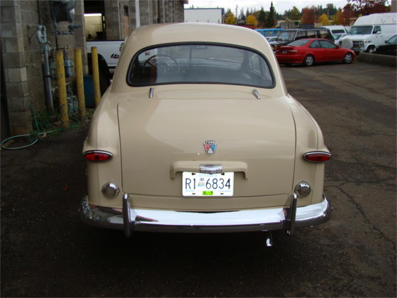 Large Picture of Classic 1950 Ford 2-Dr Sedan located in British Columbia - QW1P