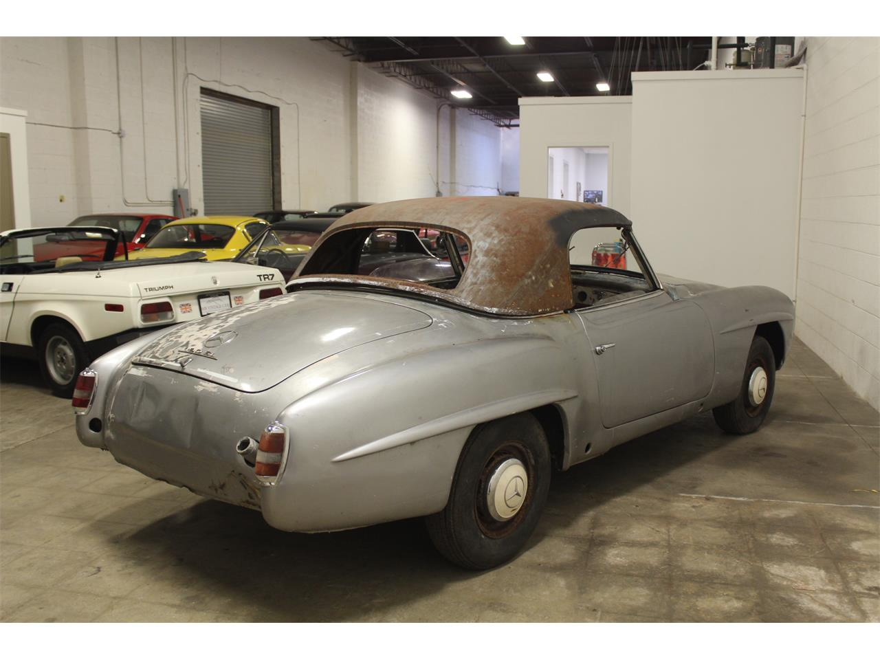 For Sale: 1959 Mercedes-Benz 190SL in Cleveland, Ohio