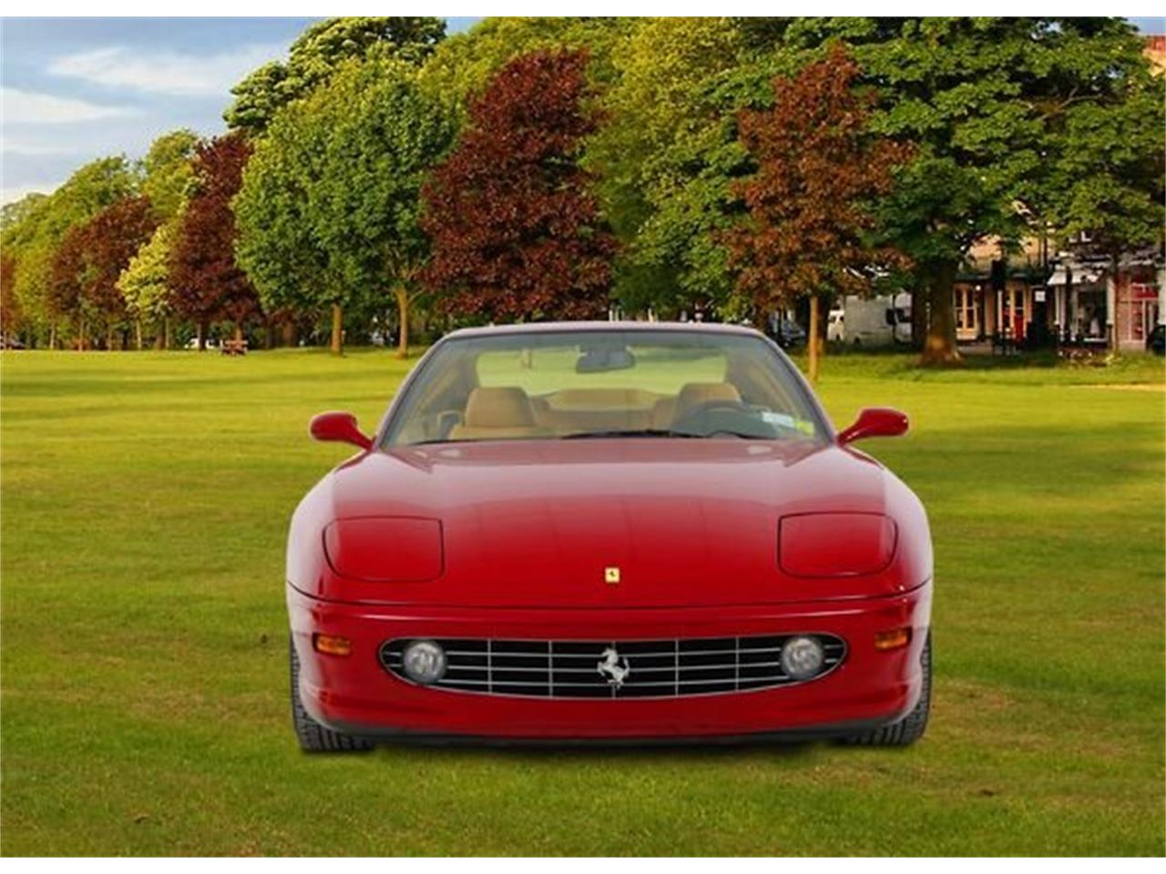 Large Picture of 1999 Ferrari 456 Auction Vehicle - QW36