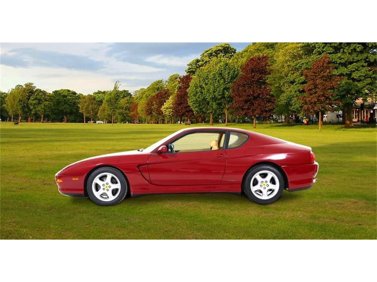 Large Picture of 1999 Ferrari 456 Offered by RAND Luxury - QW36