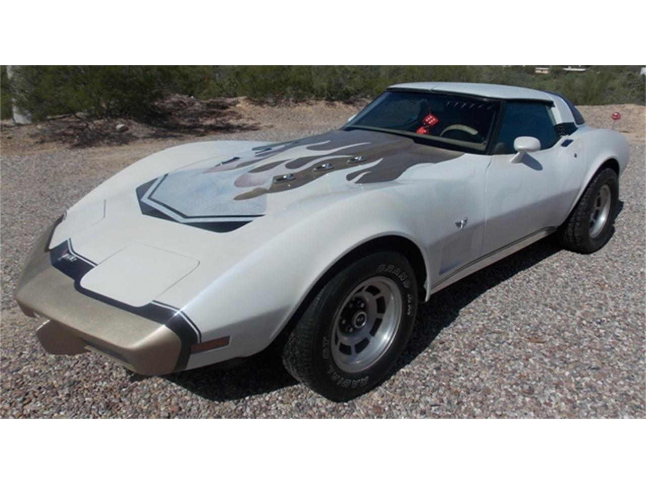 Large Picture of '79 Corvette Offered by Old Iron AZ LLC - QW3D