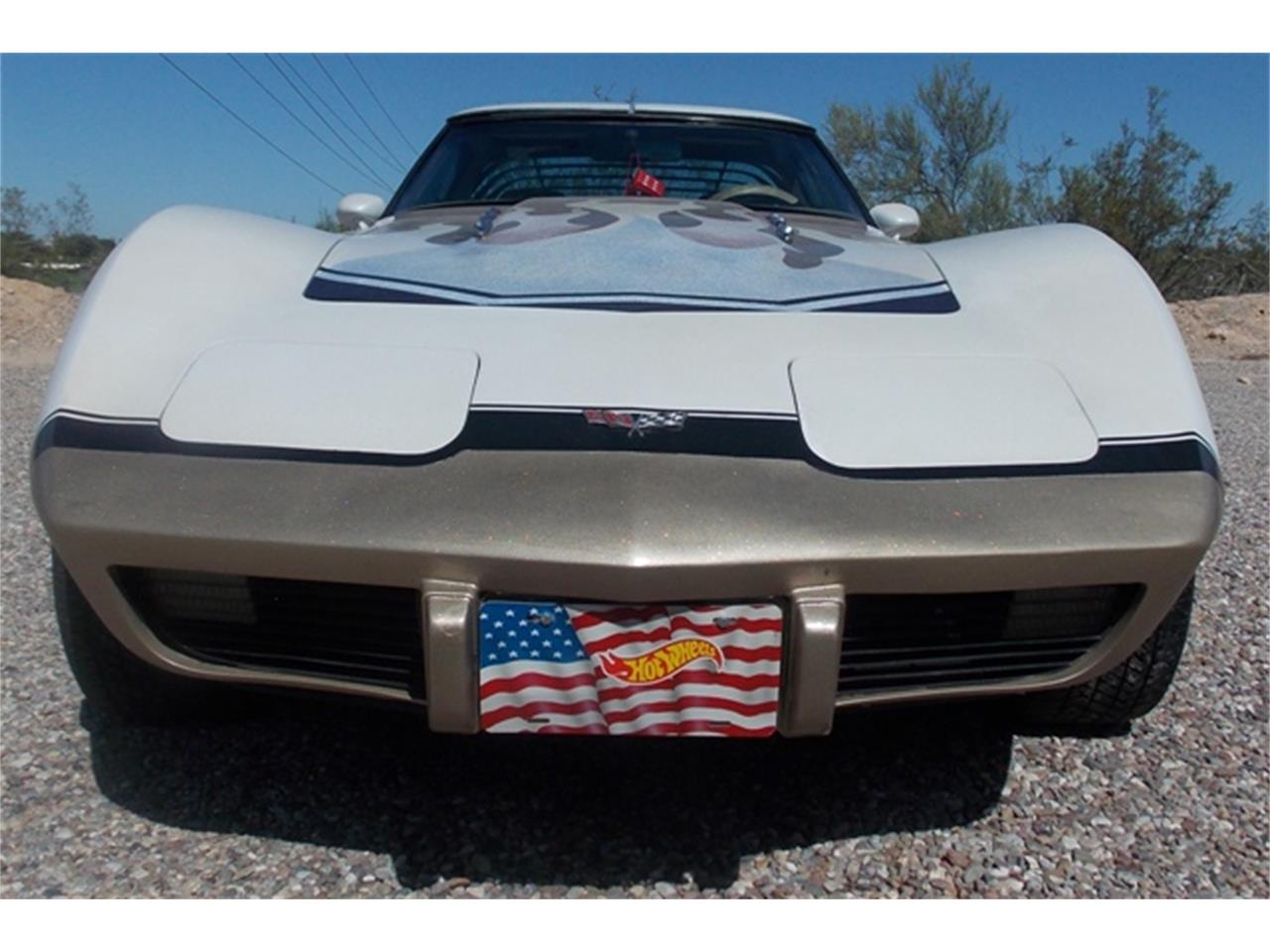 Large Picture of '79 Chevrolet Corvette located in Tucson AZ - Arizona - $9,000.00 Offered by Old Iron AZ LLC - QW3D