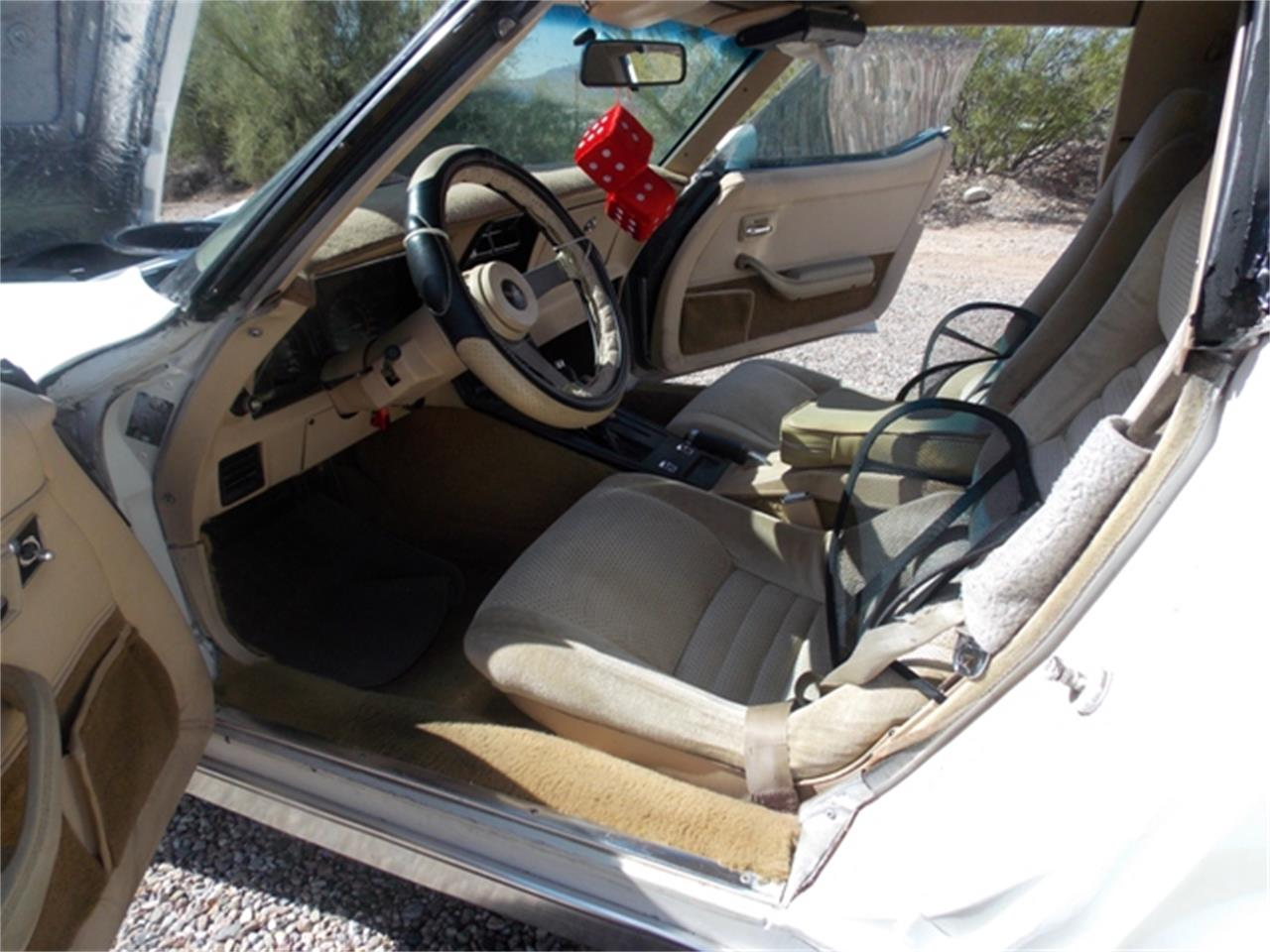 Large Picture of '79 Chevrolet Corvette located in Tucson AZ - Arizona Offered by Old Iron AZ LLC - QW3D