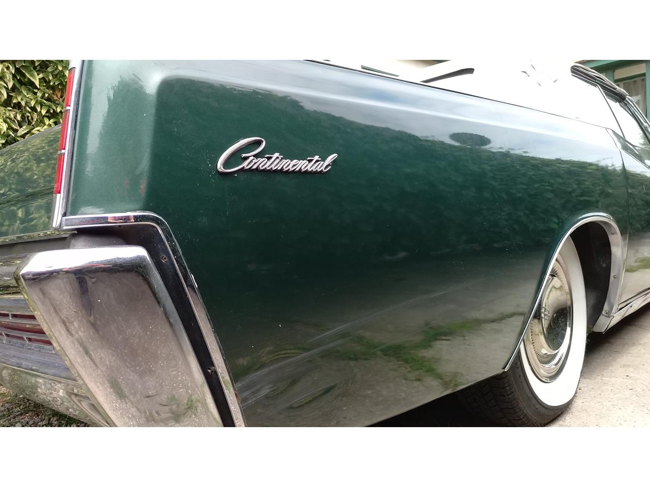 Large Picture of '67 Continental - QW3Q