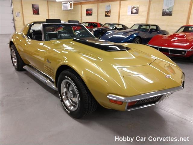 Picture of '72 Corvette - QW3S