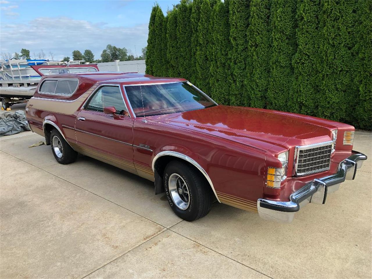 Large Picture of '78 Ranchero - QW3T