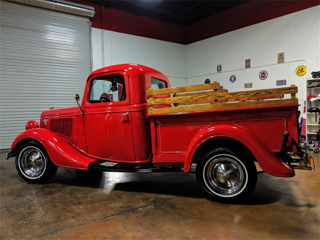 Large Picture of '36 1/2 Ton Pickup - QW44