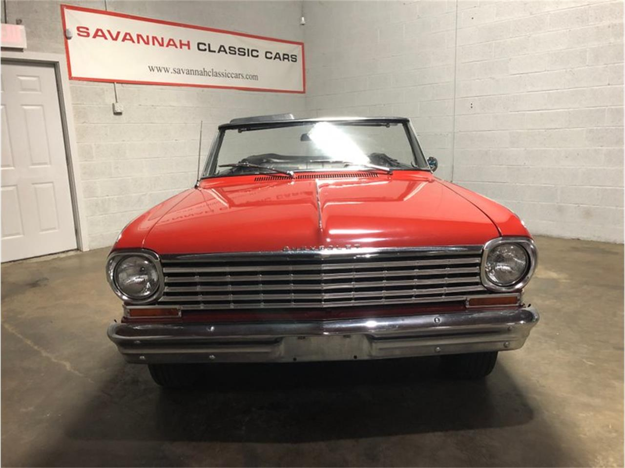 Large Picture of '63 Nova SS - QSV8