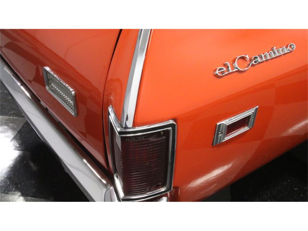 Large Picture of '69 El Camino - QW4I