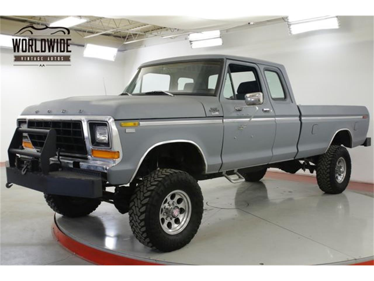 Large Picture of 1978 F250 located in Denver  Colorado - $19,900.00 Offered by Worldwide Vintage Autos - QW4W