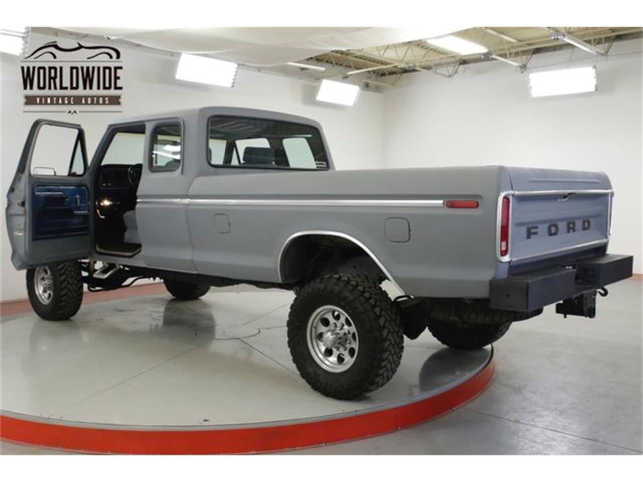 Large Picture of 1978 Ford F250 located in Denver  Colorado - QW4W
