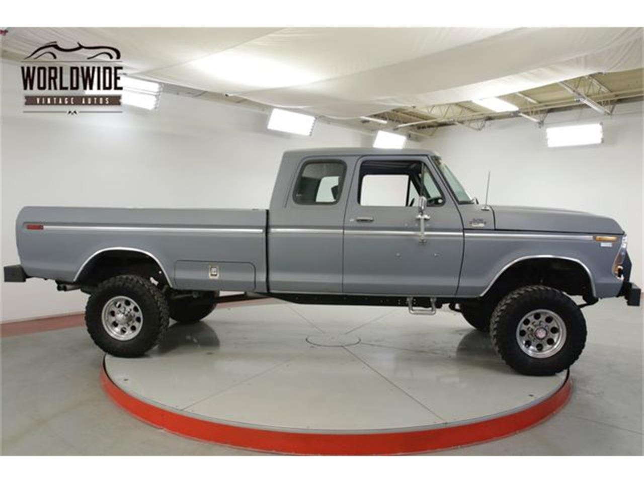 Large Picture of 1978 F250 located in Colorado Offered by Worldwide Vintage Autos - QW4W
