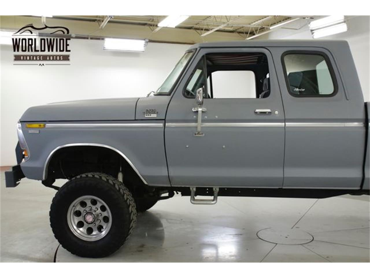 Large Picture of '78 Ford F250 located in Denver  Colorado - $19,900.00 Offered by Worldwide Vintage Autos - QW4W